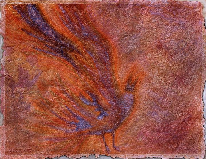 tbird-cattail-print
